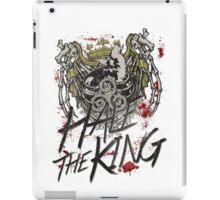 Hale the King iPad Case/Skin