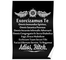 Adios, bitch. [V.2] Poster