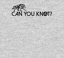 Can You Knot? Version 4 Unisex T-Shirt