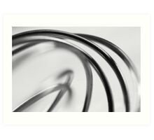Whisk(y) business Art Print