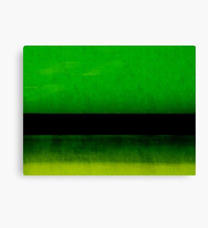 verdant complex Canvas Print