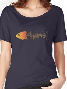 Robofish Women's Relaxed Fit T-Shirt