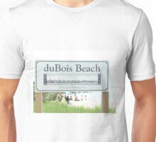 duBois Beach, Stonington Borough, Connecticut Unisex T-Shirt
