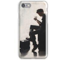 Bass Guitarist iPhone Case/Skin