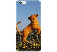 Swing into Spring 1 iPhone Case/Skin