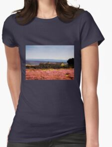 Abandoned Farm House Womens Fitted T-Shirt