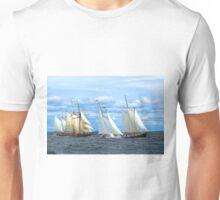 New England Race Day Unisex T-Shirt