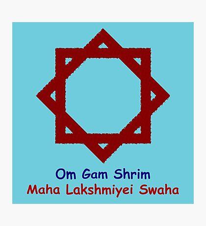 Lakshmi Gam Photographic Print