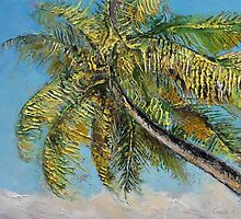 Windy Palm by Michael Creese