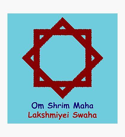 Lakshmi Plus Photographic Print