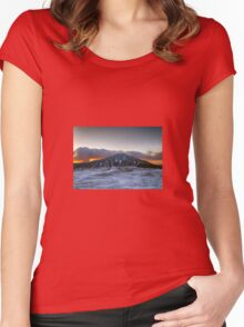 Volcano Japan Women's Fitted Scoop T-Shirt