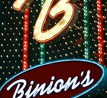 Binion's by Erika Benoit