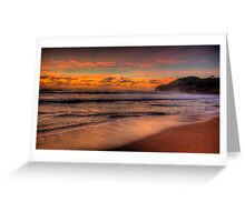 Just A Little Touch Of Paradise - Warriewood Beach, Sydney - The HDR Experience Greeting Card
