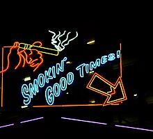 Smokin' Good Times by Erika Benoit