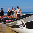 Lorne girls at Fairhaven by Andy Berry