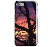 bonnie winter sunset no.3 iPhone Case/Skin