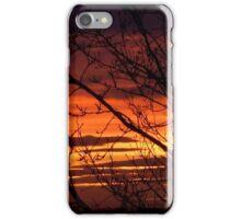 bonnie winter sunset no.2 iPhone Case/Skin