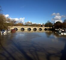 Stratford Bridge by Evette Lisle