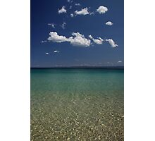 Summercloud Bay (Jervis Bay Area) Photographic Print