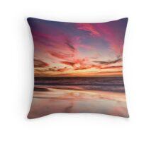 Cottesloe Beach, Perth, WA Throw Pillow