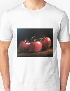 Three Tomatoes Unisex T-Shirt