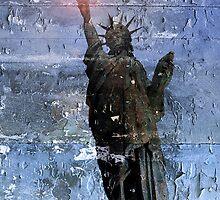 Liberty peeling by Serge