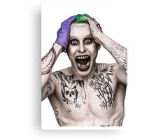 Joker by Jared Leto Canvas Print