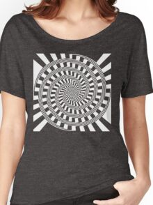 Self-Moving Unspirals Women's Relaxed Fit T-Shirt