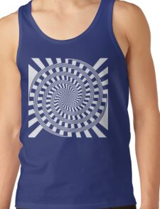 Self-Moving Unspirals Tank Top