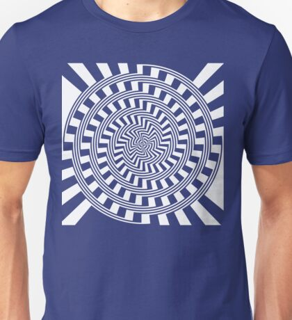 Self-Moving Unspirals Unisex T-Shirt