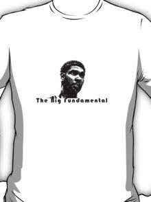 The Big Fundamental Stencil Design T-Shirt