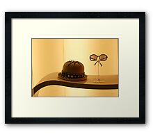 Don't Shoot Me I'm Only The Piano Player Framed Print