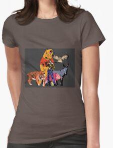 Boyz from Da Wood Womens Fitted T-Shirt