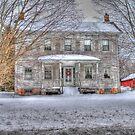 The Farmhouse by Kim McClain Gregal