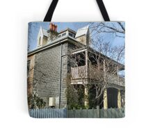 House Circa late 1880's - Williamstown, Vic. Tote Bag