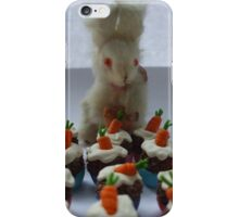 guard the cakes iPhone Case/Skin