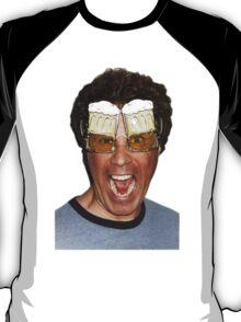 Will Ferrell beer glasses T-Shirt