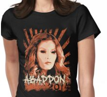 Abaddon 2014 - Queen of Hell Womens Fitted T-Shirt