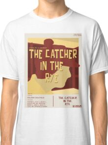 Catcher In The Rye - Vintage Movie Poster Style Classic T-Shirt