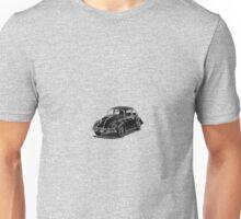1957 VW Beetle Unisex T-Shirt