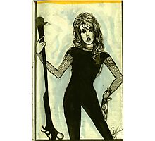 Barbarella ( 1968 ) Photographic Print