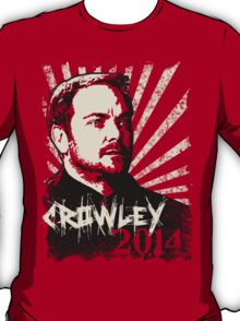 Crowley 2014 - King of Hell T-Shirt