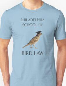 Philadelphia School of Bird Law T-Shirt