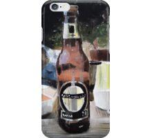 Beer Al Fresco iPhone Case/Skin
