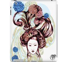 Asian American Kissaeng -Red Mumms iPad Case/Skin