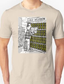 The Bible? Self Delusion! T-Shirt