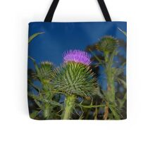 Matthew 13:40 - Be not the tares! Tote Bag