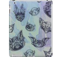 Batty Pattern iPad Case/Skin
