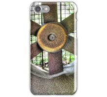 Big Rusty Fan iPhone Case/Skin