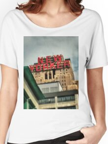 The New Yorker, NYC Women's Relaxed Fit T-Shirt